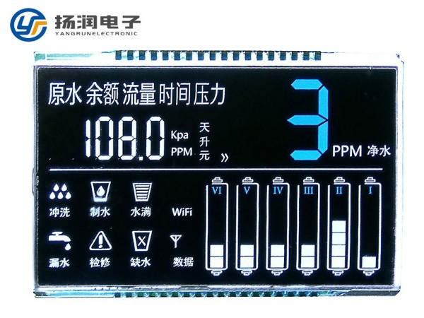 净水器LCD液晶屏