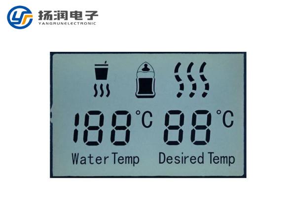 温奶器LCD段码液晶屏